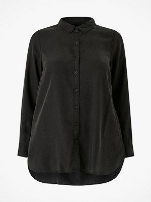 Zizzi Skjorta mNille L/S Shirt