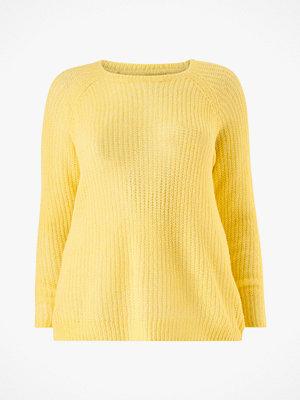 Zizzi Tröja mCindy L/S O-neck Pullover