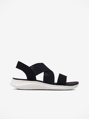 Sandaler & sandaletter - Skechers Sandaler Womens Ultra Flex Neon Star