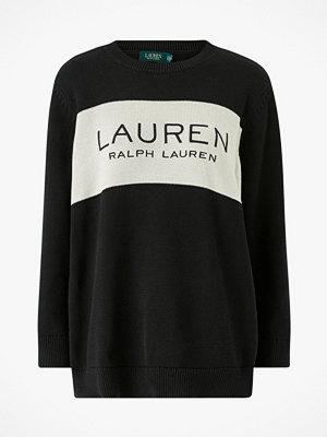 Lauren Ralph Lauren Curve Tröja Bozcia Long Sleeve