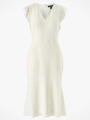 Lauren Ralph Lauren Spetsklänning Celia Cap Sleeve Day Dress