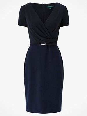 Lauren Ralph Lauren Klänning Alexie S/S Short Sleeve Day Dress
