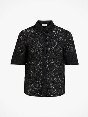 Blusar - Vila Spetsblus viSulacey 2/4 Shirt