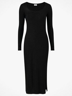 Vila Klänning viSuloma L/S Midi Dress