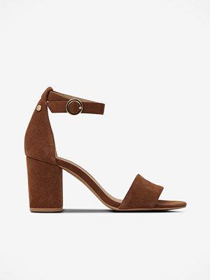 Sandaler & sandaletter - Agnes Cecilia Sandalett Heeled Block