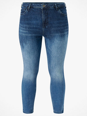 Zizzi Jeans Nille Cropped Ex Slim