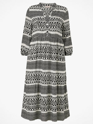 Only Carmakoma Klänning carMarrakesh 3/4 Calf Dress