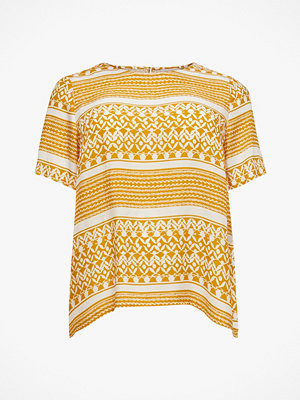 Only Carmakoma Topp carmarrakesh SS Top