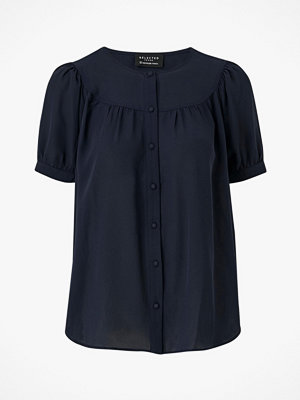 Selected Femme Blus slfBailey SS Shirt