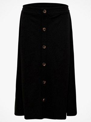 Jacqueline de Yong Kjol jdyBellis Button Skirt