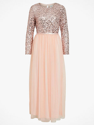 Vila Maxiklänning viSparrow L/S Maxi Dress