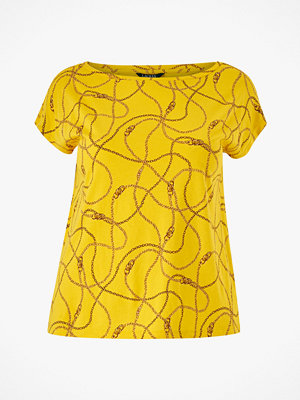Lauren Ralph Lauren Curve Topp Grieta Sleeveless Knit