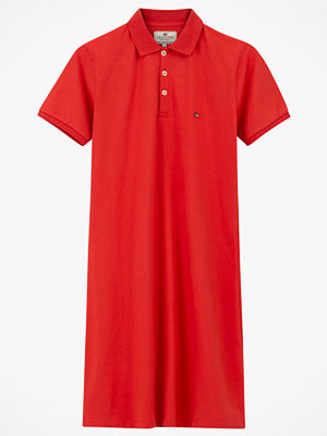 Lexington Klänning Laura Pique Polo Dress