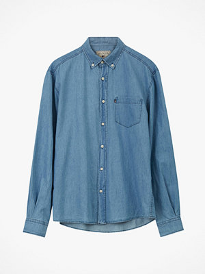 Lexington Jeansskjorta Emily Denim Shirt
