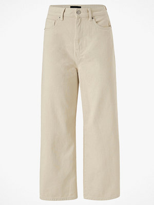 Vero Moda Jeans vmKathy HR Wide Cropped Birch Jeans