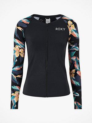 Roxy Badtopp Fashion Zip LS Lycra