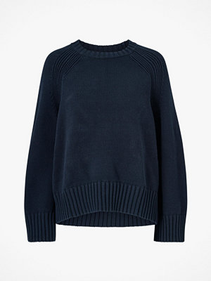 Dagmar Tröja Emily Round Neck Sweater