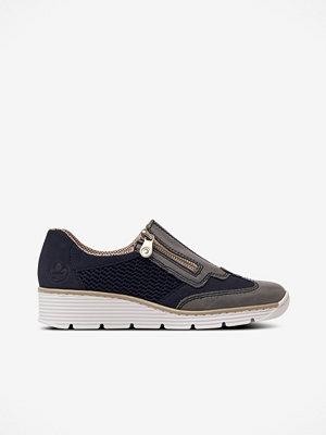 Rieker Sneakers i slip on-modell