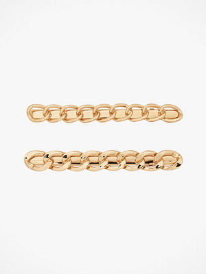 Vero Moda smycke Hårspänne vmChinaza Chain Hairclips 2-pack