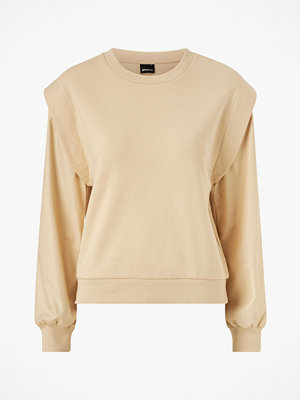 Gina Tricot Sweatshirt Peg Pu Sweater