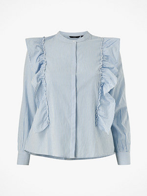 Vero Moda Curve Blus vmBalder LS Shirt