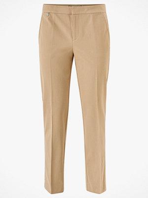 Lauren Ralph Lauren Byxor Lycette Skinny Pant beige