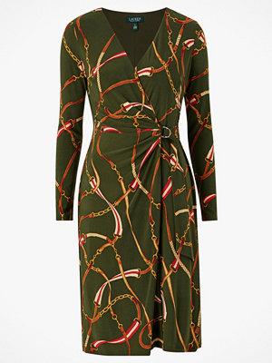 Lauren Ralph Lauren Omlottklänning Casondra Long Sleeve Day Dress