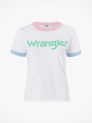 Wrangler Topp Ringer Tee