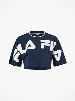 Fila Topp Women Barr Cropped Wide Tee