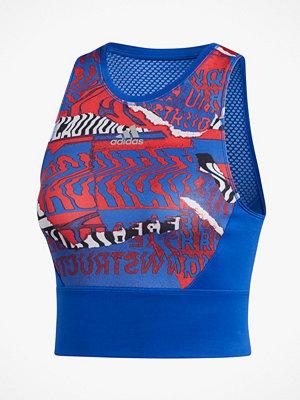Sportkläder - adidas Sport Performance Träningstopp Own The Run City Clash Crop Top