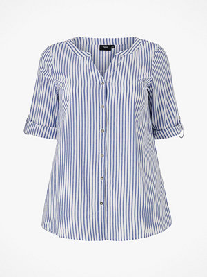 Zizzi Blus vAva 3/4 Shirt