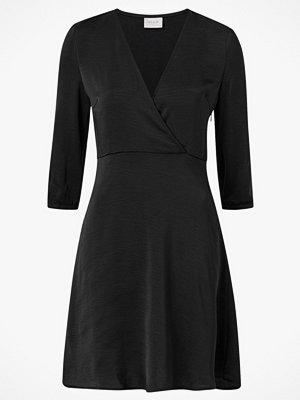 Vila Klänning viZippa 3/4 Wrap Effect Dress