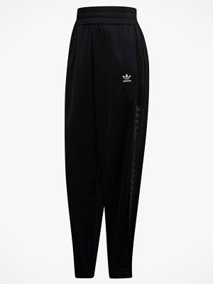 Adidas Originals Joggingbyxor Lace track Pants svarta