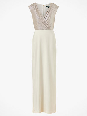 Lauren Ralph Lauren Maxiklänning Irakita Cap Sleeve Evening Dress