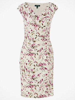 Lauren Ralph Lauren Klänning Brandie Cap Sleeve Day Dress