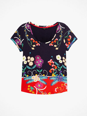 Desigual Topp Ts_Tropic India