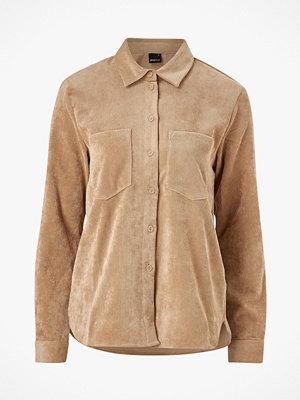 Gina Tricot Manchesterskjorta Dora Corduroy Shirt