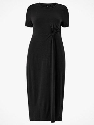 Vero Moda Curve Trikåklänning vmAva Lulu SS Ancle Dress
