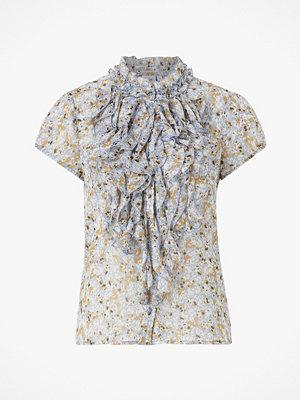 Saint Tropez Volangblus UliSZ Lilly SS Shirt