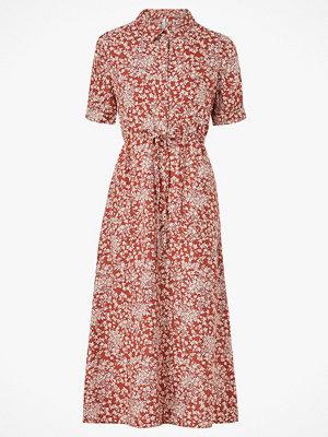 Pieces Skjortklänning pcAngilica SS Midi Dress