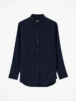 Skjortor - Lexington Linneskjorta Isa Linen Shirt