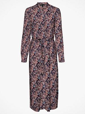 Festklänningar - Vero Moda Klänning vmSimply Easy LS Long Shirt Dress Wvn