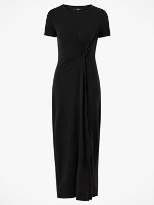 Vero Moda Trikåklänning vmAva Lulu SS Ancle Dress