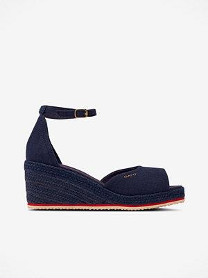 Sandaler & sandaletter - Gant Sandalett Wedgeville med kilklack