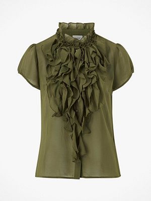 Saint Tropez Volangblus LillySZ SS Shirt