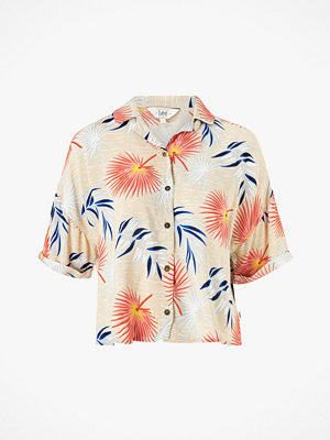 Lee Skjorta Floral Resort Shirt