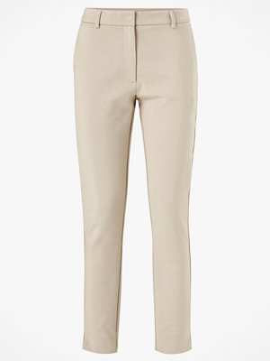 Selected Femme Byxor slfMuse Fie Cropped MW Pant omönstrade