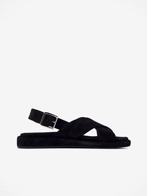 Sandaler & sandaletter - Apair Sandal i mocka