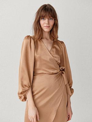 Festklänningar - Ellos Omlottklänning Jolanda