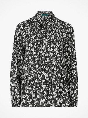 Lauren Ralph Lauren Blus Duong Long Sleeve Shirt